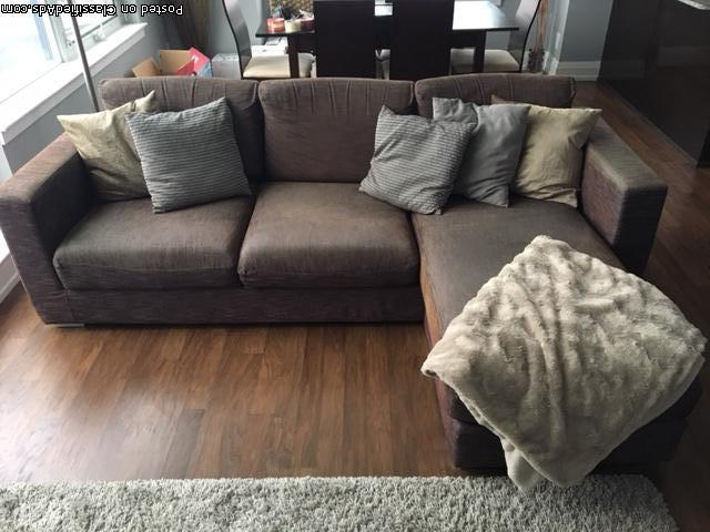 Soho Concept - Sectional Sofa