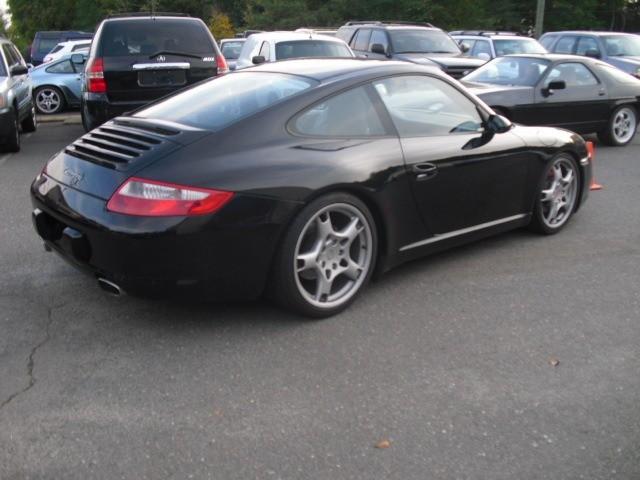 2006 Porsche 911 2dr Cpe Carrera