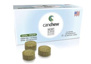 Natural CanChew CBD Gum