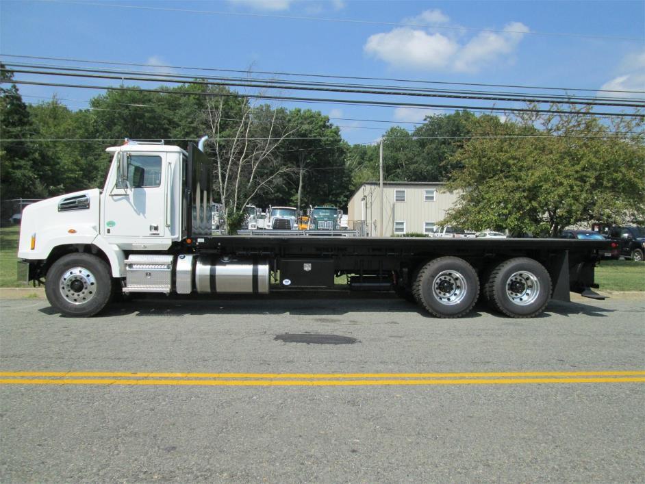 2017 Western Star 4700sb Flatbed Truck