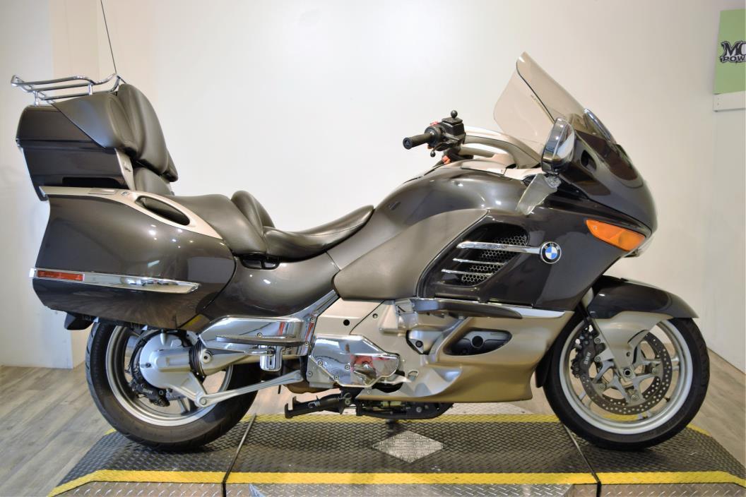 bmw k1200lt motorcycles for sale in wauconda illinois. Black Bedroom Furniture Sets. Home Design Ideas