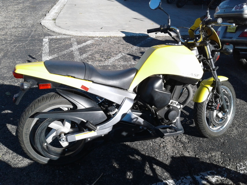 Buell Blast motorcycles for sale in New Mexico