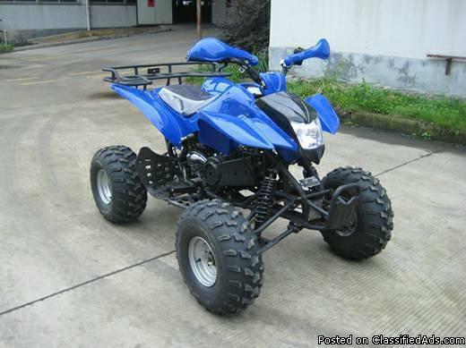 150cc Quad Cougar