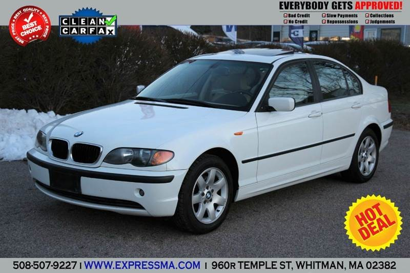 2004 BMW 3 Series 325xi AWD 4dr Sedan