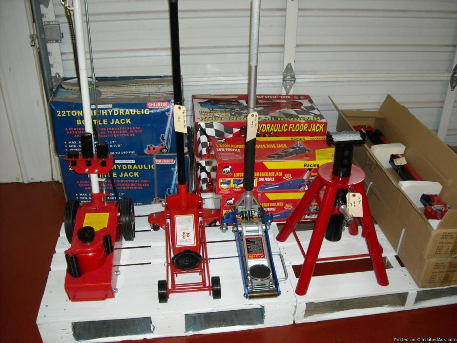 Tool Outlet--New Tools For Sale