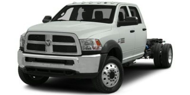 2017 Ram 4500 Chassis Cab  Cab Chassis