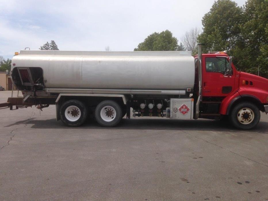 2001 Sterling Lt9500 Tanker Truck