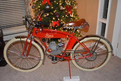 1915 Indian Pope / Indian  1911 Harley Davidson