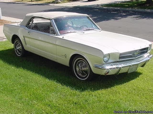 1965 Ford Mustang Convertible For Sale in Orem, Utah 84058