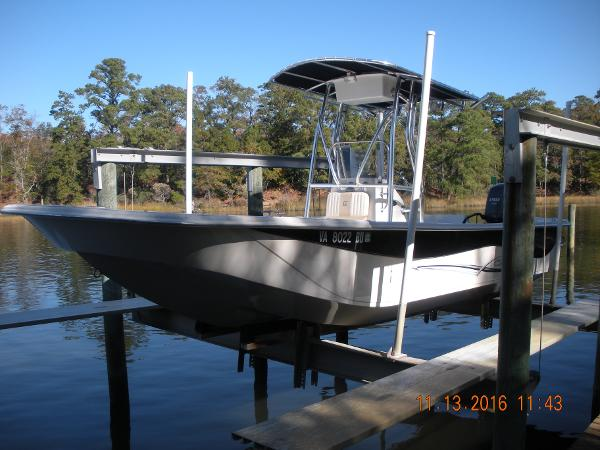 2013 Carolina Skiff 238 DLV