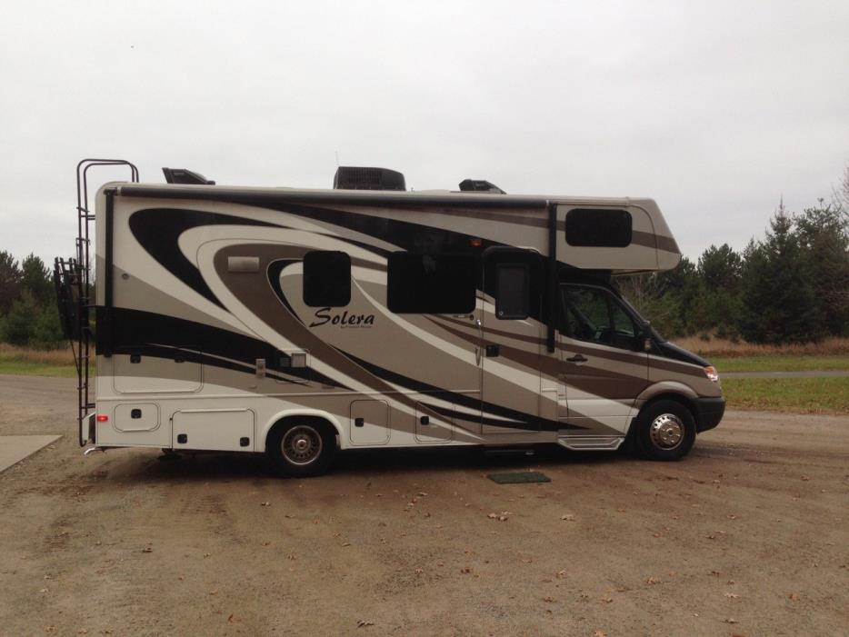 2014 Forest River SOLERA 24M