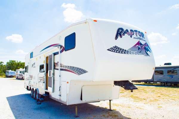 2006  Raptor  3612