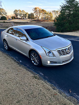 2013 Cadillac XTS Luxury Sedan 4-Door 2013 Cadillac XTS Luxury Sedan 4-Door 3.6L