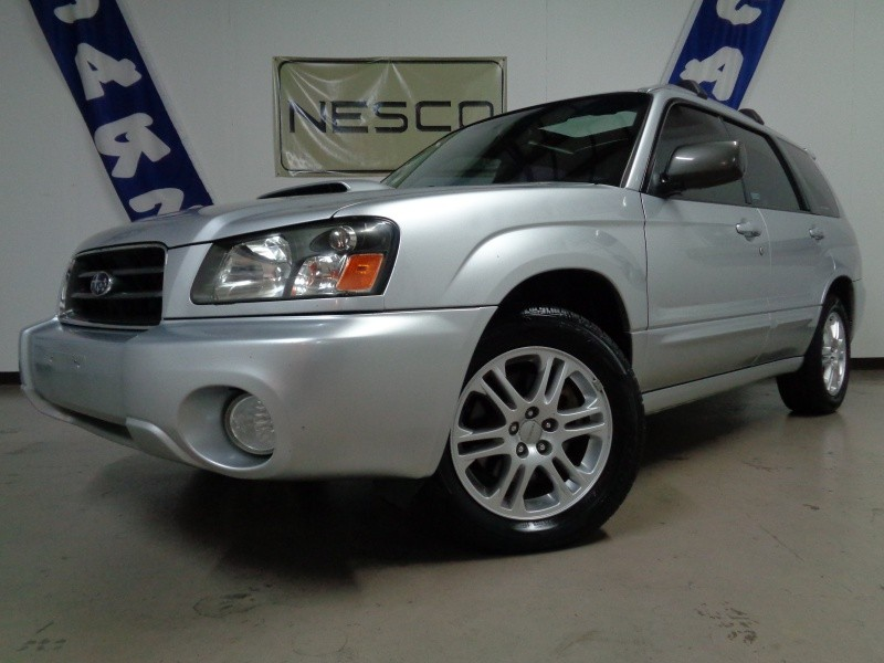 2005 SUBARU FORESTER 2.5XT PREMIUM PKG... 1-OWNER CARFAX CERTIFIED... SUPER NICE!!!