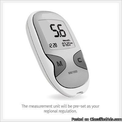 FDA approved wholesale Glucose Meter