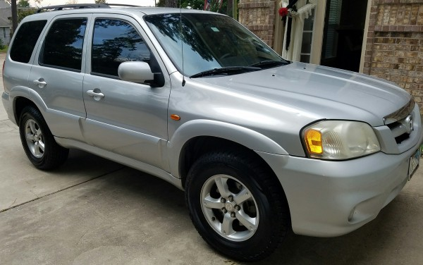 05 Mazda Tribute S SUV Low Miles