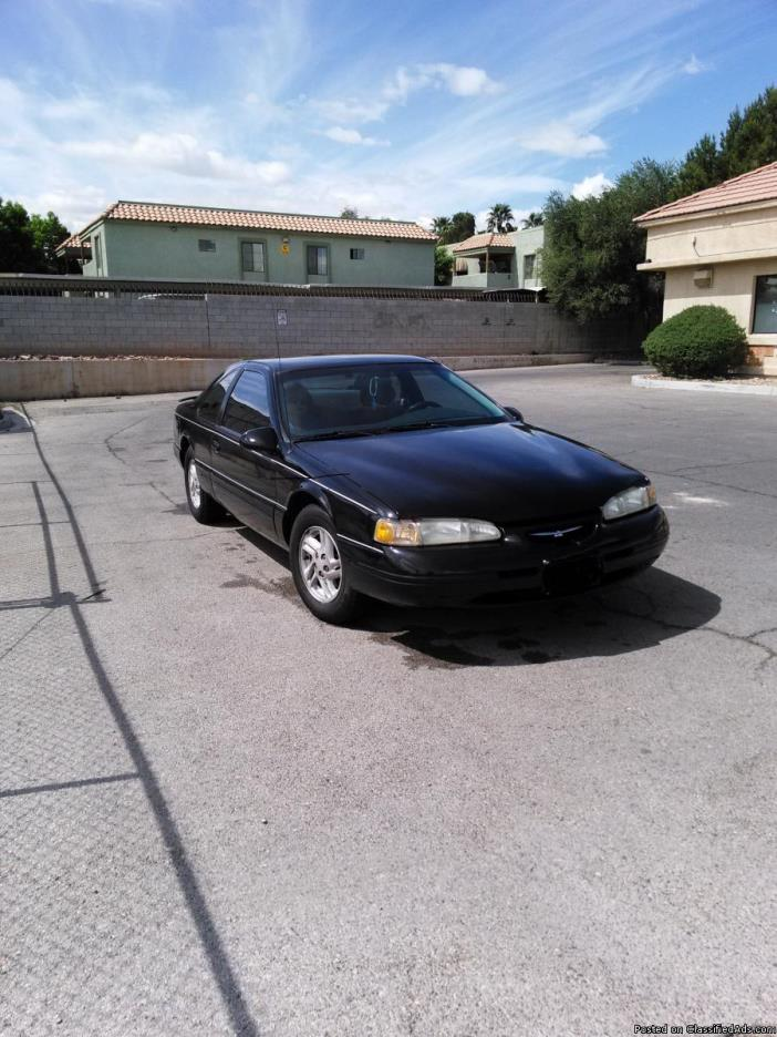 Need to trade or sell?? 1997 Ford Thunderbird