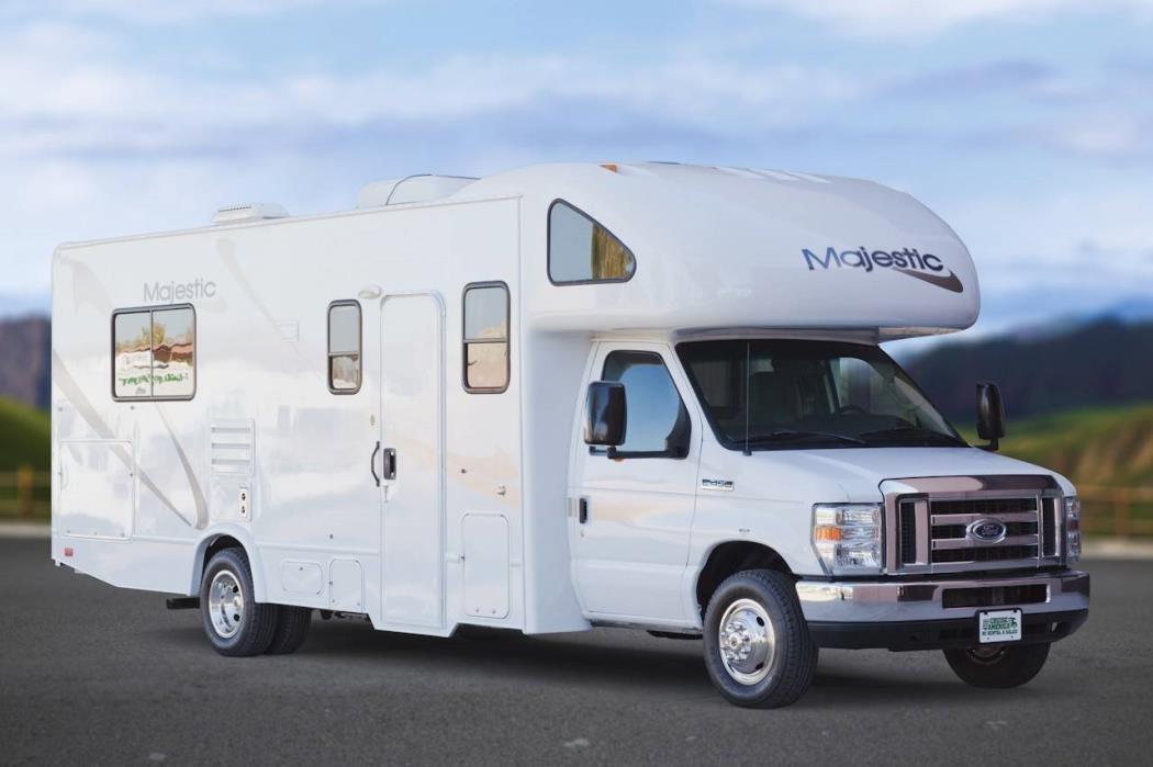 2012 Thor Motor Coach Majestic 27G