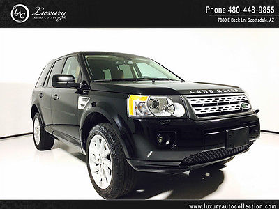 2012 Land Rover LR2 HSE Lux Sport Utility 4-Door 2012 Land Rover HSE LUX