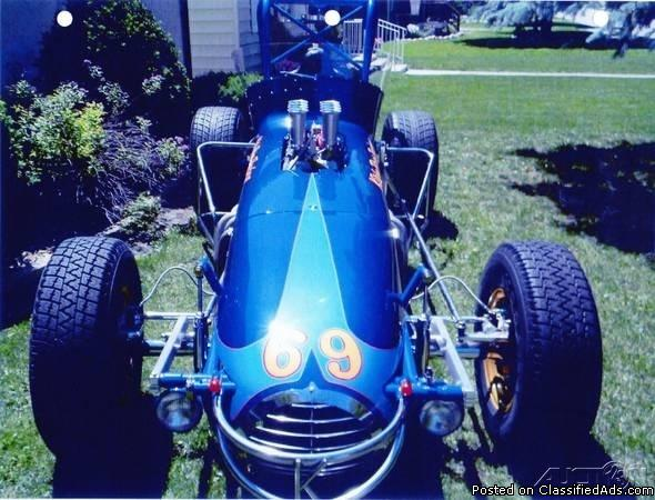 2014 Custom Street Legal Sprint Car For Sale in Park View, Iowa 52748