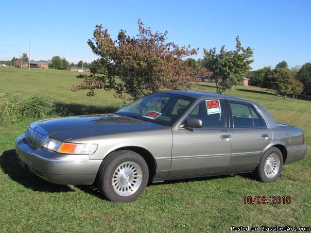 2002 Grand Marquis LS for Sale