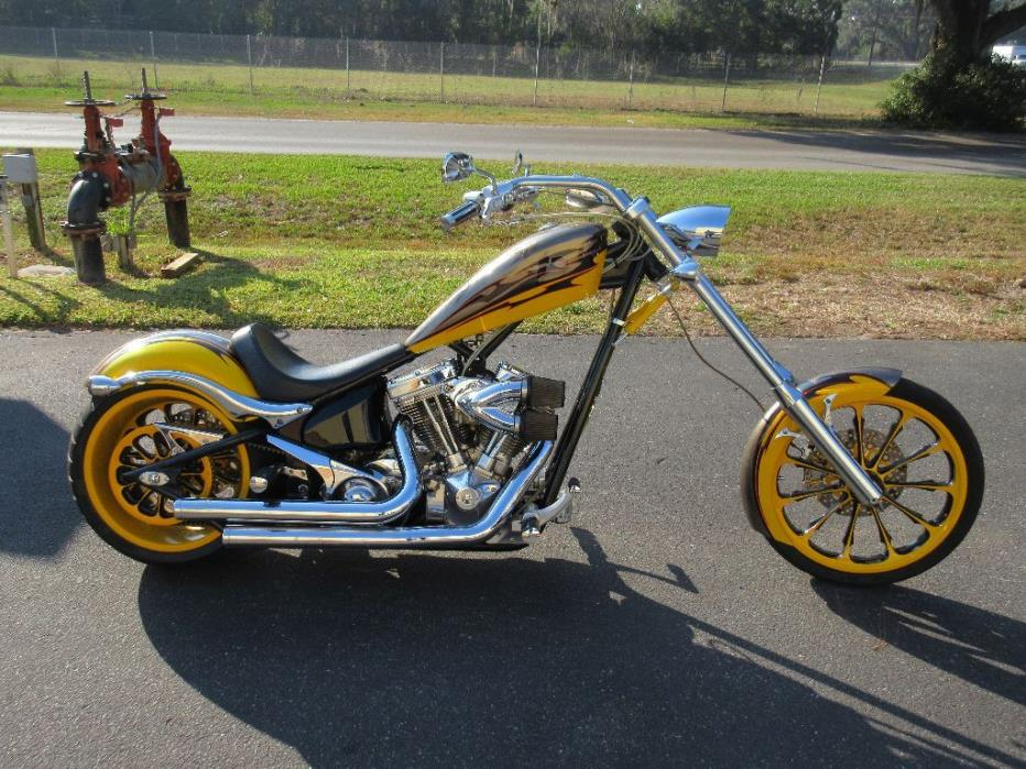 2003 Big Dog Motorcycles CHOPPER SOFTAIL