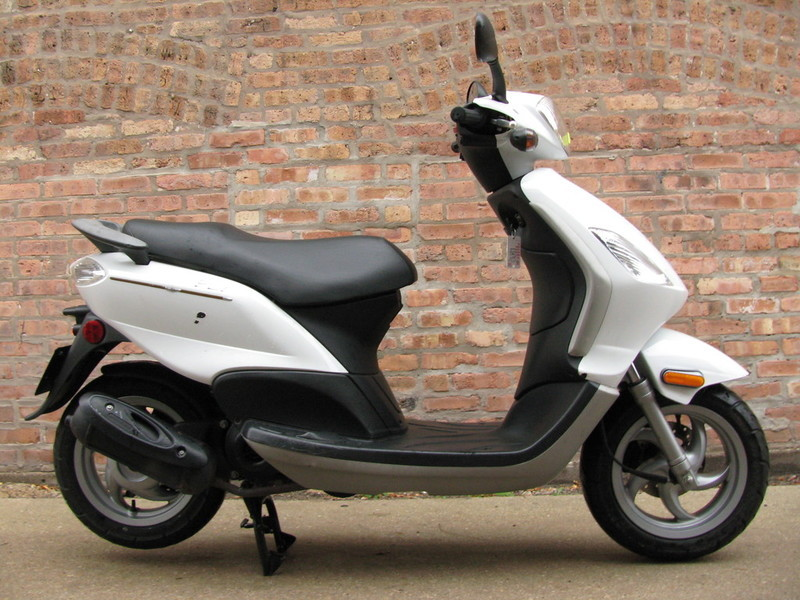 2009 piaggio fly 50 motorcycles for sale