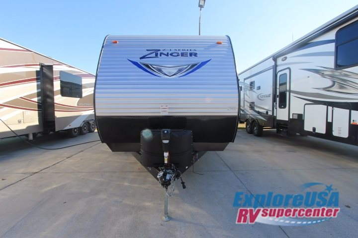 2017 Crossroads Rv Zinger Z1 Series ZR291RL