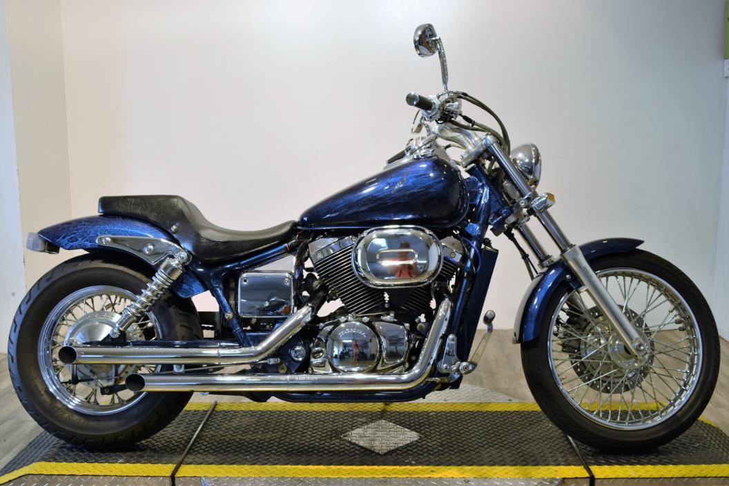 honda shadow 750 spirit motorcycles for sale. Black Bedroom Furniture Sets. Home Design Ideas