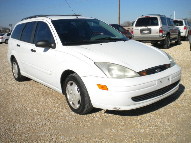 2002 Ford Focus 4dr Wgn SE RUNS GREAT