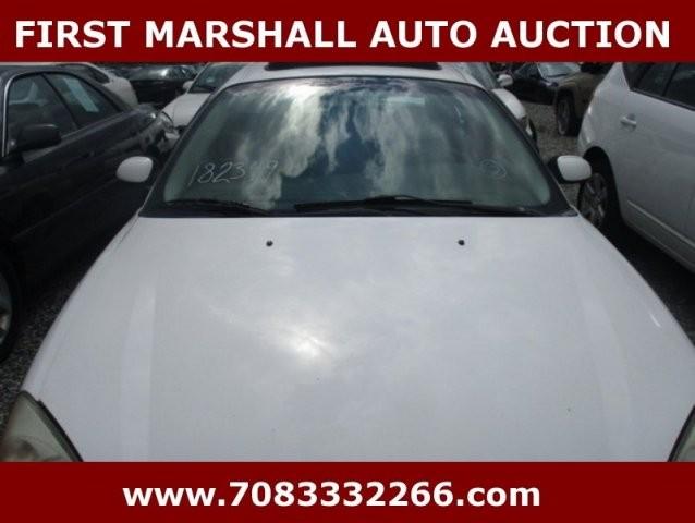 2000 Ford Taurus SEL