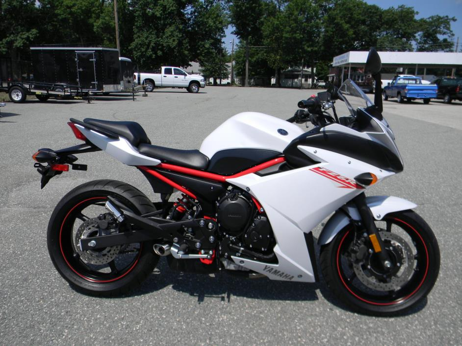 Yamaha Fz6r motorcycles for sale in Massachusetts