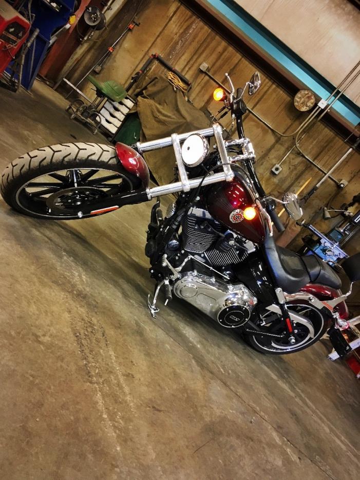 2015 Harley-Davidson BREAKOUT CVO