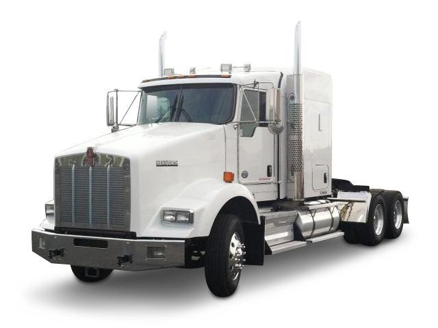 2015 Kenworth T800  Conventional - Day Cab