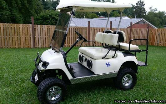 =***2005 Yamaha G22 Golf Cart***=