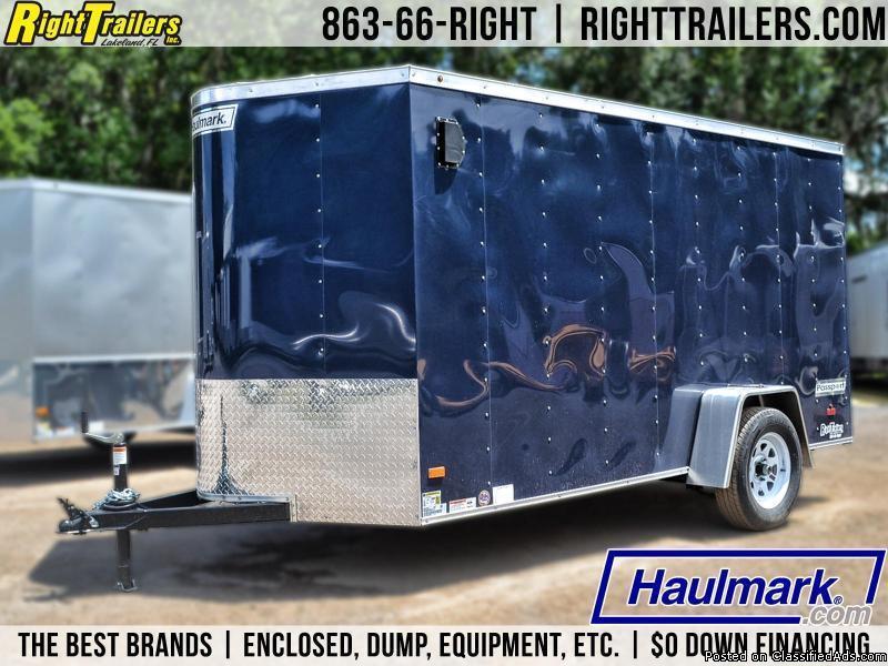 Ok Cars Lakeland Fl >> Haulmark Enclosed Trailer Vehicles For Sale
