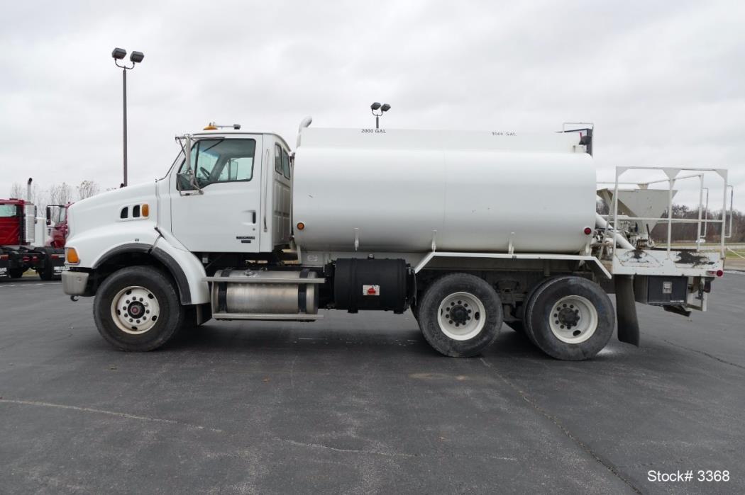 2007 Sterling Lt9500 Mixer Truck