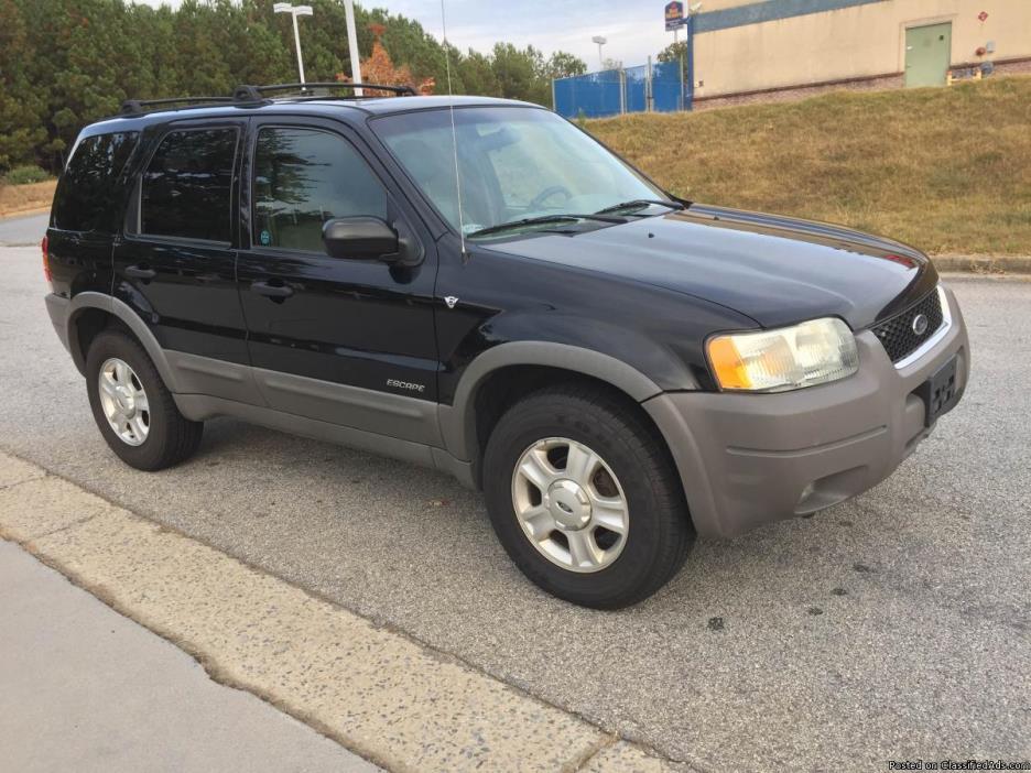 Ford escape 2002 vehicles for sale for Koehn motors wellington ks