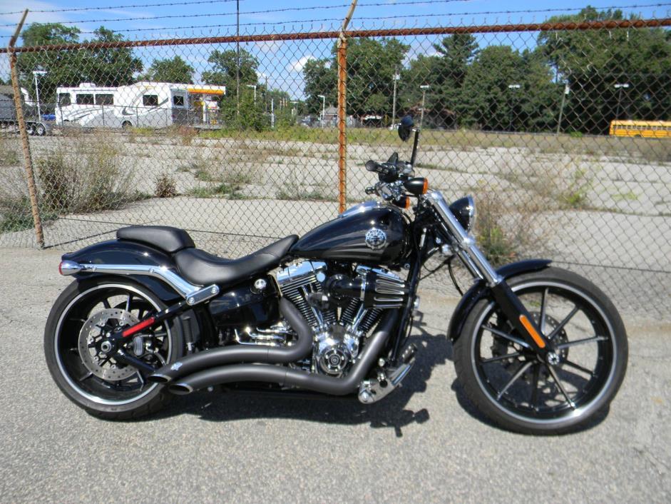 harley davidson breakout motorcycles for sale in massachusetts. Black Bedroom Furniture Sets. Home Design Ideas