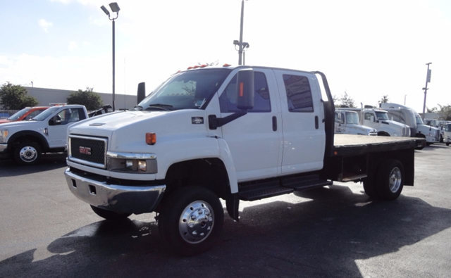 2008 Chevrolet C4500 Cab Chassis