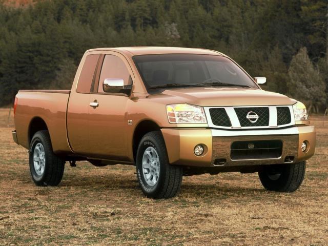 2004 Nissan Titan SE