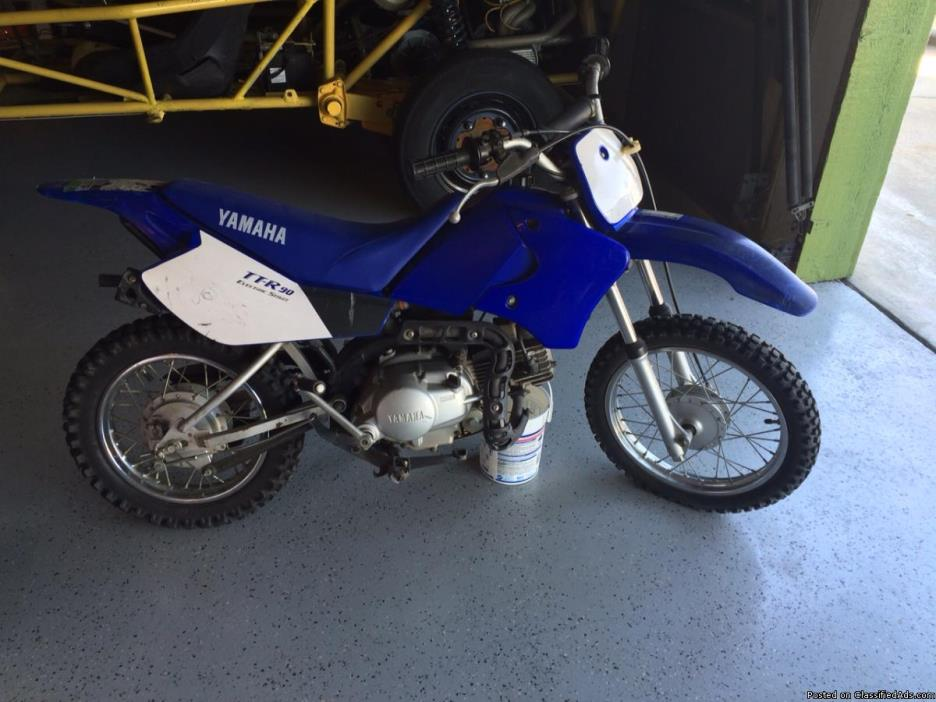 2003 Yamaha Ttr90 Motorcycles for sale