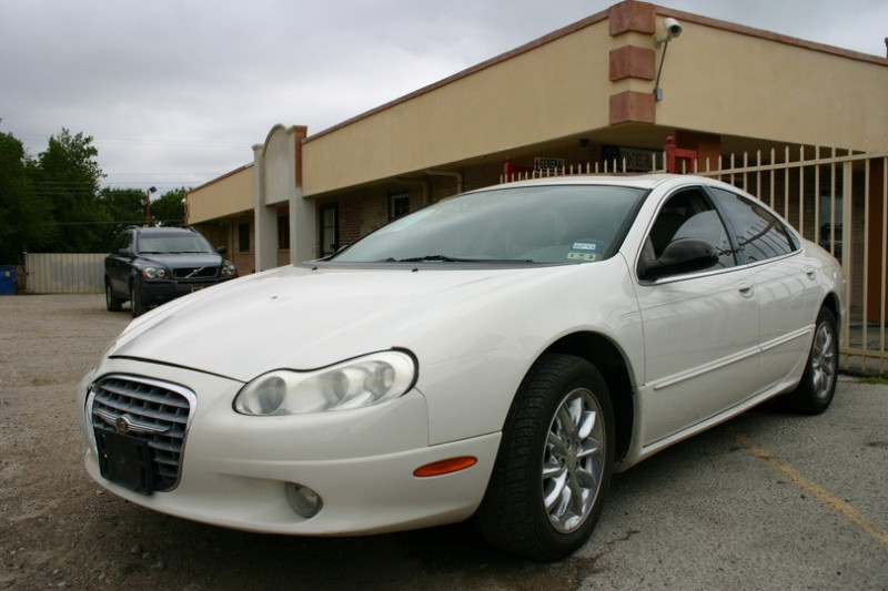 2002 Chrysler Concorde 4dr Sdn Limited