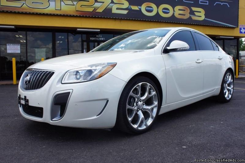 2013 buick regal gs vehicles for sale. Black Bedroom Furniture Sets. Home Design Ideas