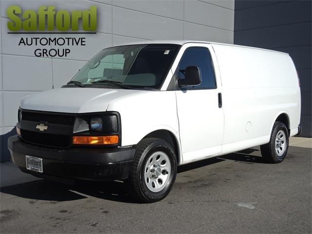 2013 Chevrolet Express 1500 Wv Van