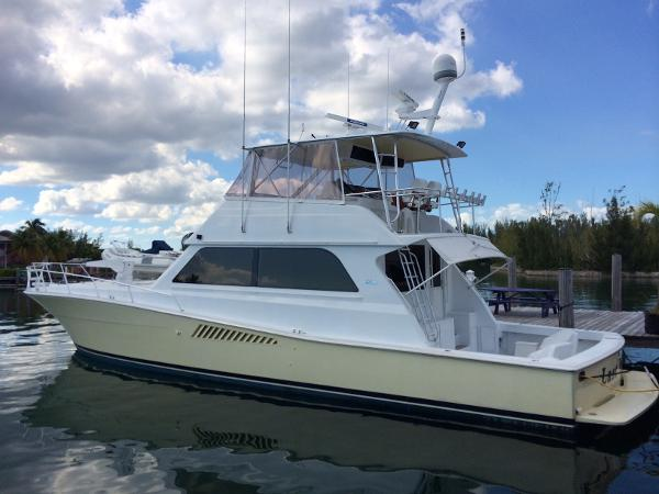 1997 Viking Yachts 58 Convertible
