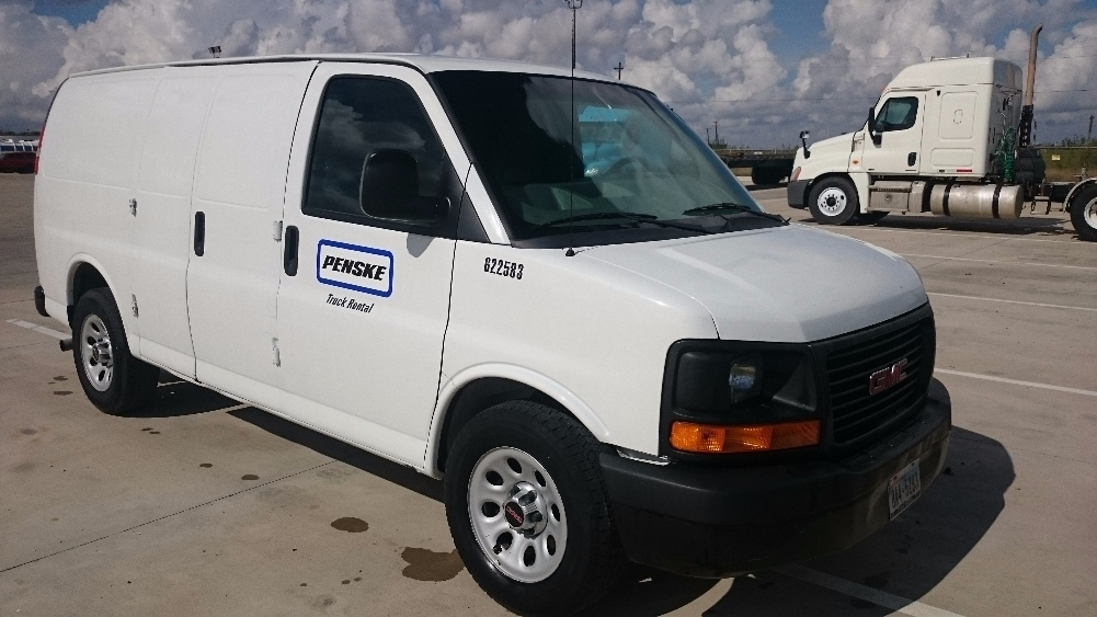 2011 Gmc Savana G1500 Cargo Van