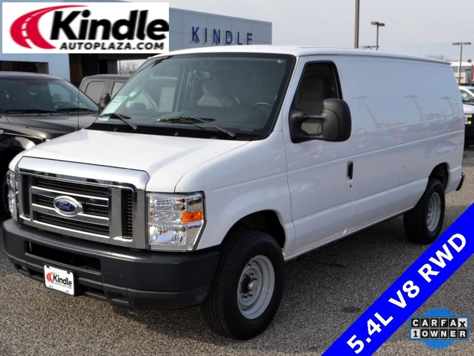 2014 Ford E-350sd  Cargo Van
