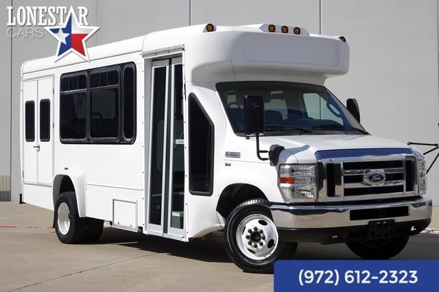 2009 Ford E-350 Shuttle Bus Bus
