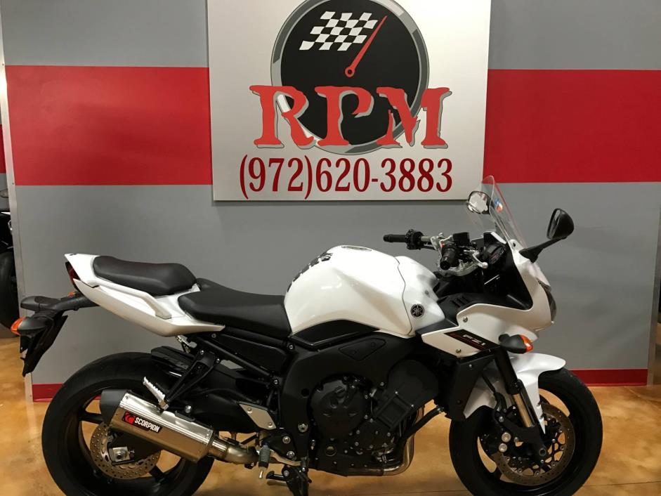 Yamaha fz motorcycles for sale in dallas texas for Yamaha of dallas